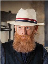 Panama Hat Beard