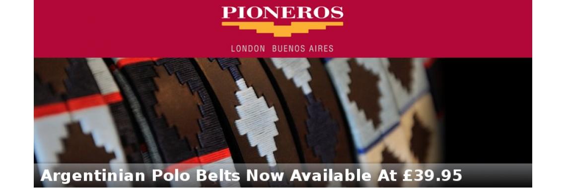 Pioneros Argentinian Polo Bels