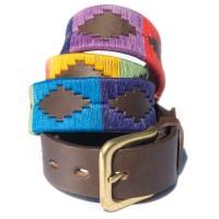 Pioneros Rainbow Polo Belt